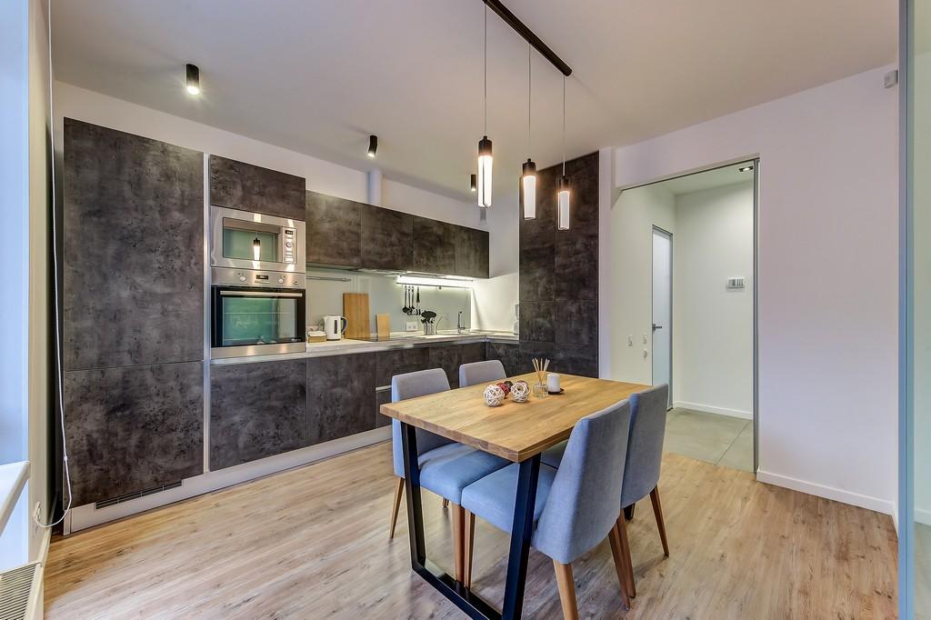 Ремонт 1-комнатной квартиры по готовому дизайн-проекту