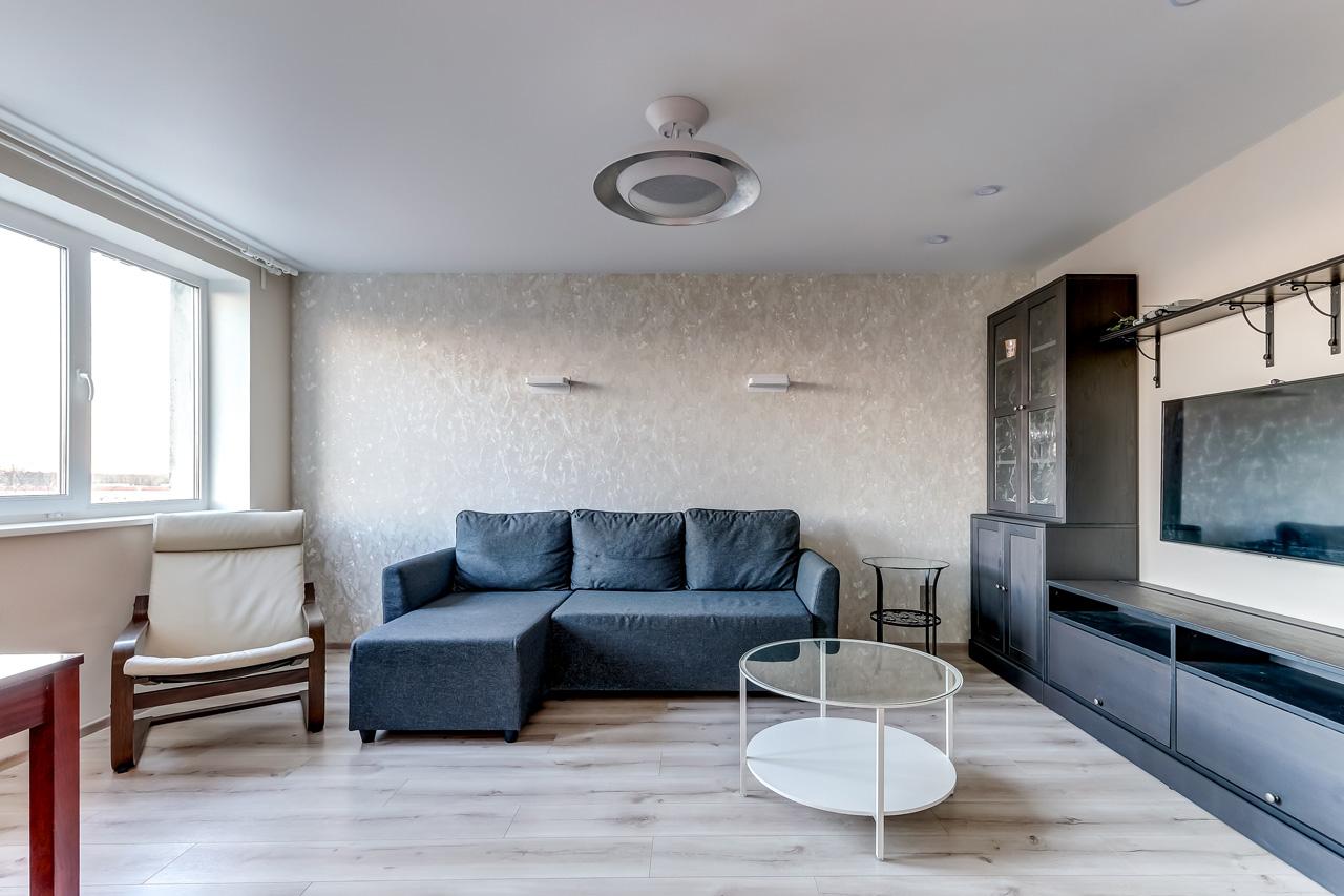 Ремонт 2х комнатной квартиры на ул. Веденеева